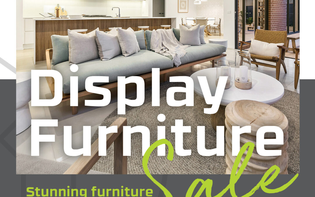 Cove Display Furniture Sale